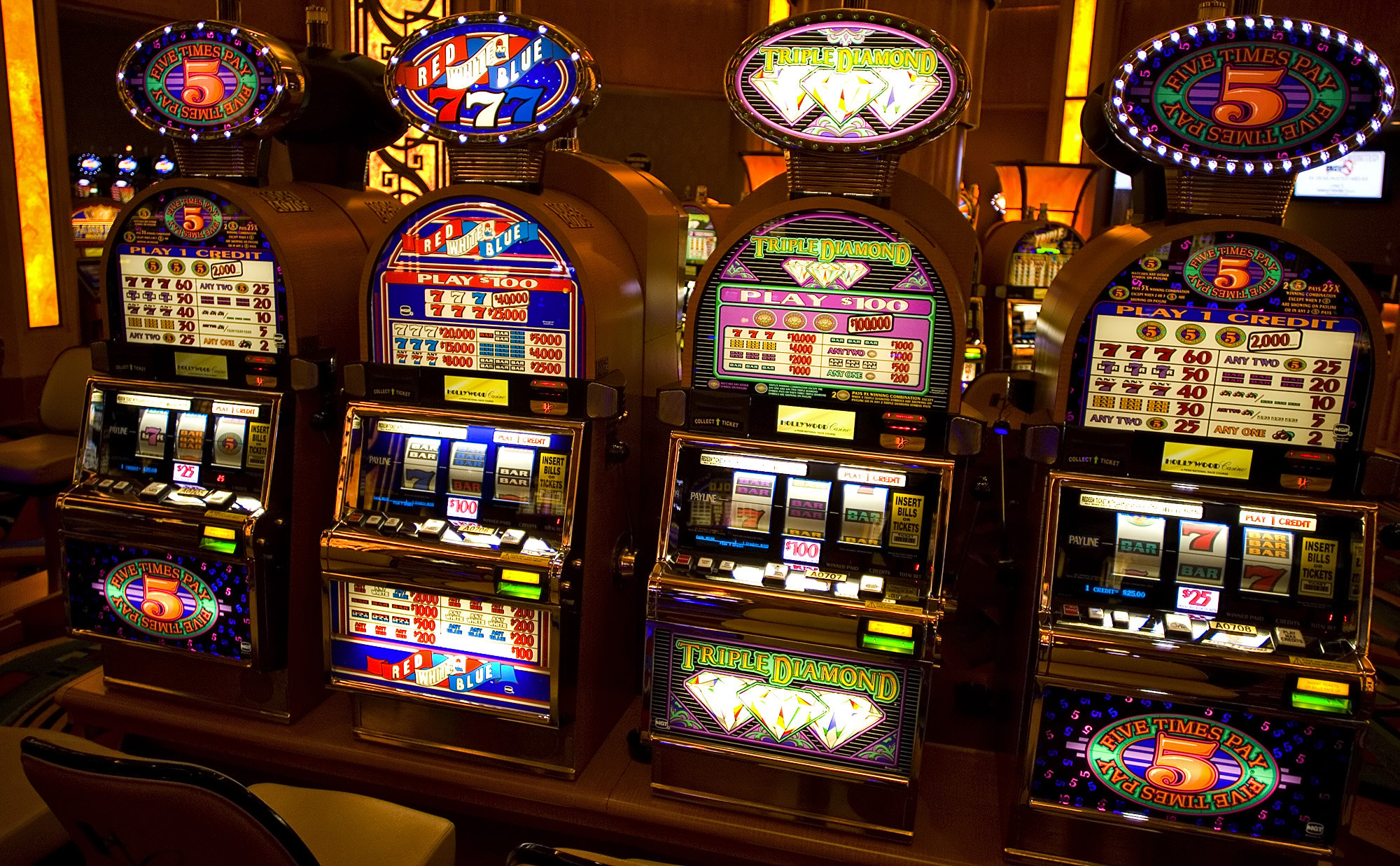 Step by step How to Play Slot Machines